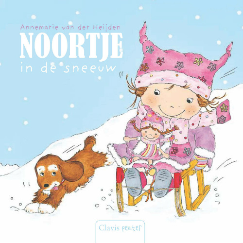 Noortje in the Snow