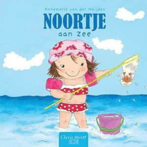 Noortje at the Beach
