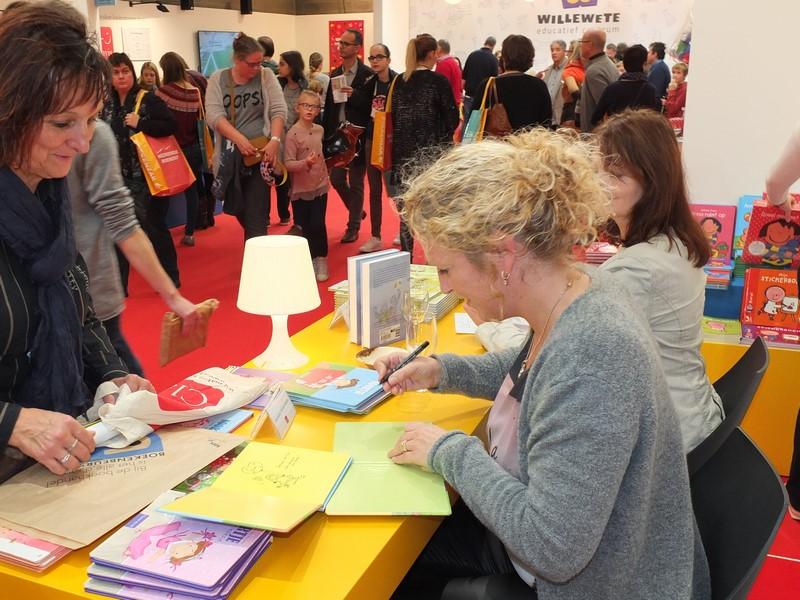 boekenbeurs Antwerpen 2016