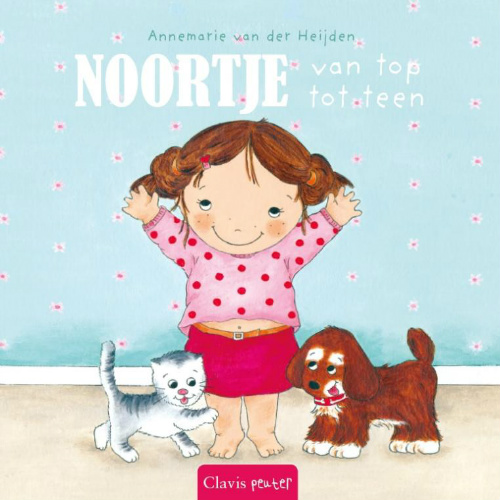 Noortje from head tot toe