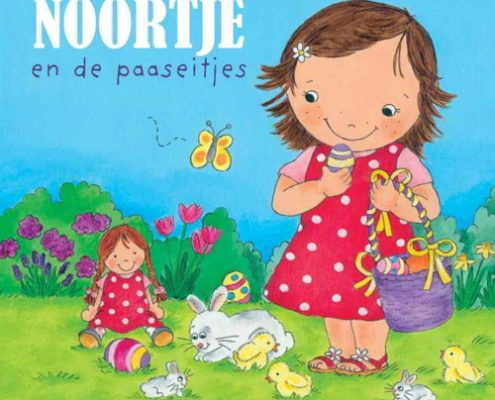 Noortje and the Easter Eggs