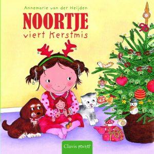 Noortje viert kerstmis