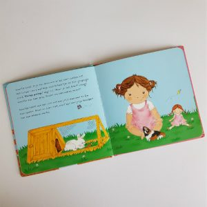 Noortje and the Animals book