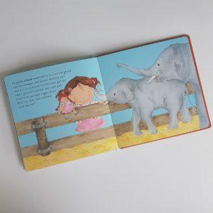 Noortje in de dierentuin boek