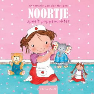 Noortje Plays Doctor for Dolls