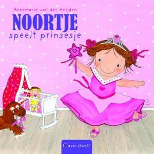Noortje Prentends she is a Princess