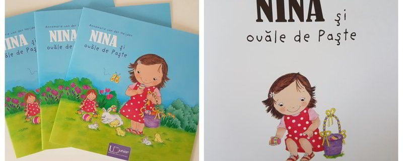 Noortje and the eastereggs available in Romanian
