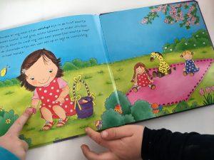 recensie Serendipity Books over Noortje en de paaseitjes