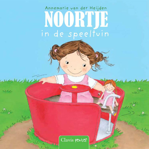 Noortje at the Playground