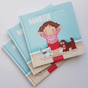 Noortje from head to toe books