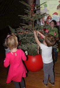 Kerstmiddag in Hasselt