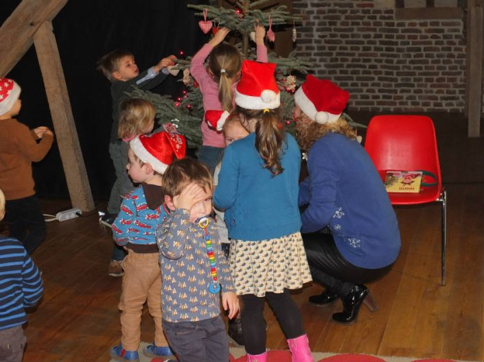 Christmas afternoon in Hasselt