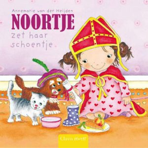 Noortje is waiting fot St Nicolas