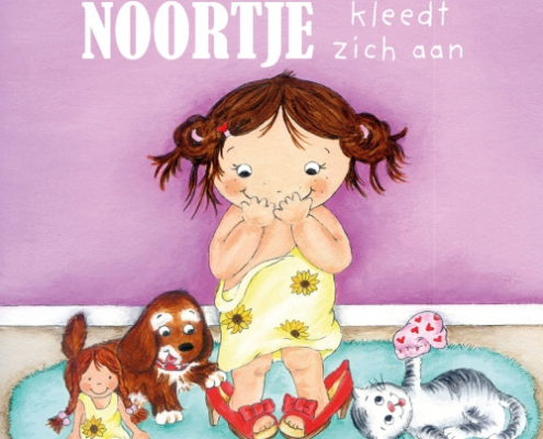 Noortje-gets-dressed